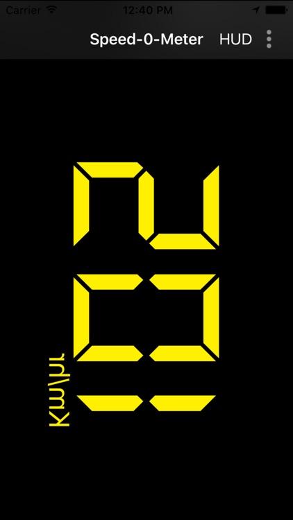 SpeedoMeter GPS - Odometer