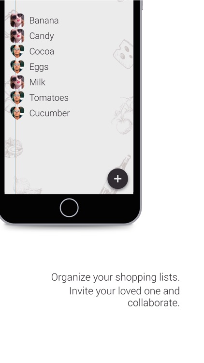 daFridge - Your Grocery List Helper screenshot-0