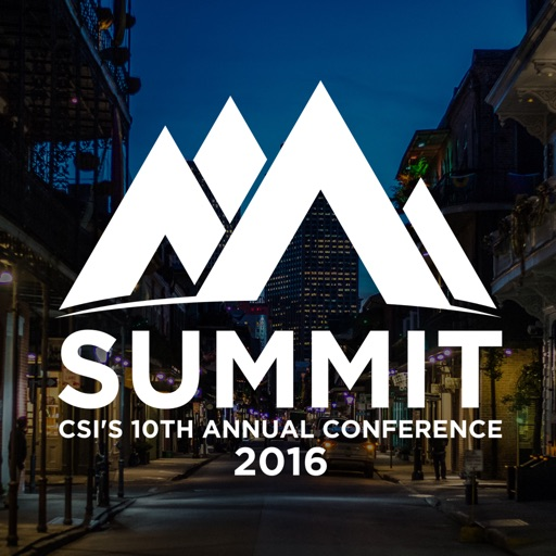 CSI Summit 2016 icon