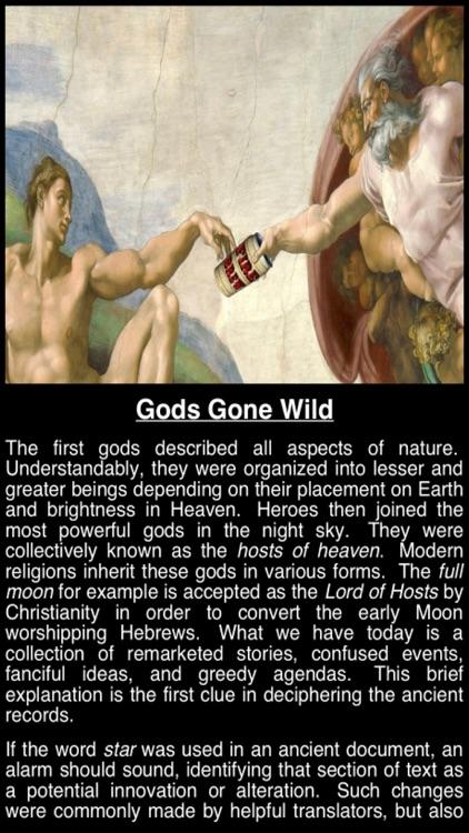 Gods Gone Wild