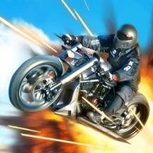 Drive Flying Moto Bike 3D Simulator