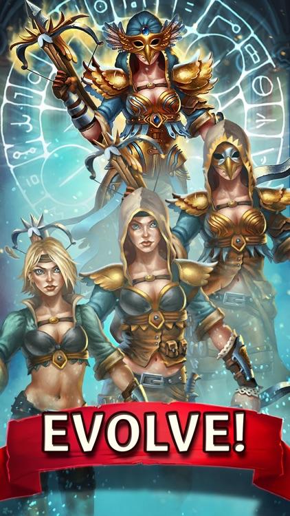 Magic Heroes: RPG PvP quests