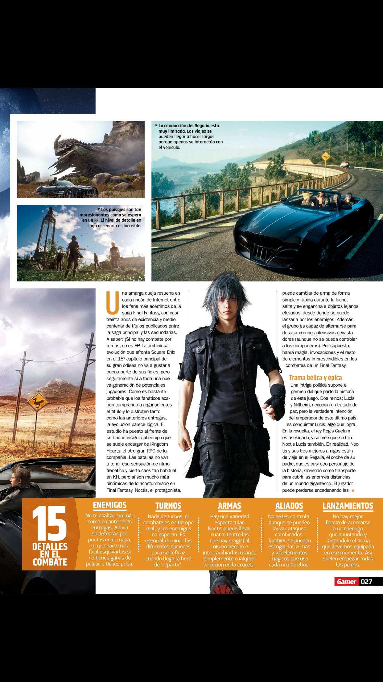 Gamer Mag Screenshot