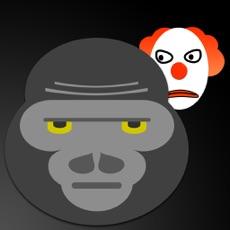 Activities of Ape vs Clowns