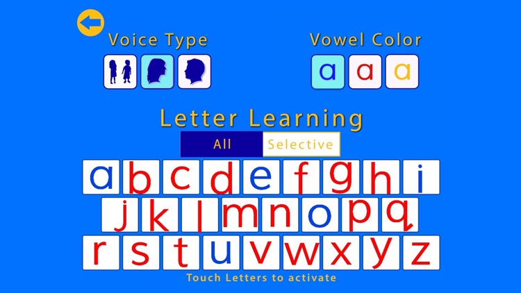 ABC MAGIC PHONICS-Learning Sounds and Letters screenshot-4