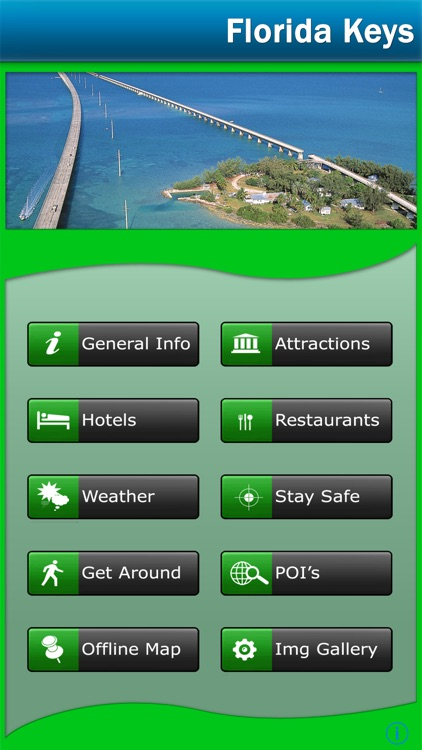 Florida Keys-Miami Offline Travel Guide