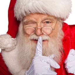 Santa was in my House! Catch Santa Camera 2014
