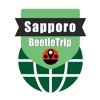 Sapporo travel guide and offline city map, Beetletrip Metro JR Train and Walks