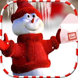 Xmas Greeting Card Maker With HD Christmas Designs