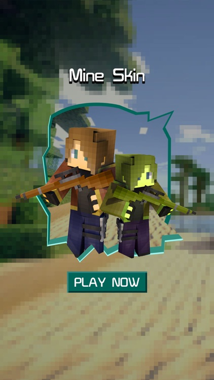 MineSkin - Boys Girls Skins for Minecraft Pocket