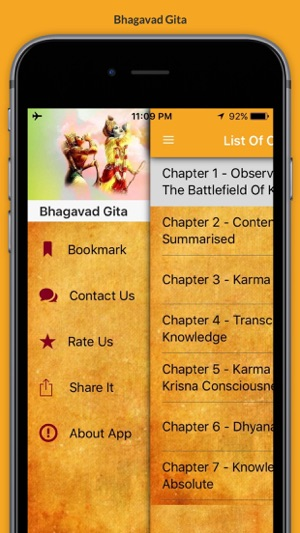 Bhagavad Gita-English on the App Store