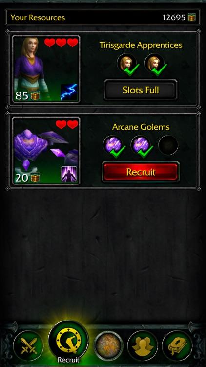 WoW Legion Companion screenshot-4