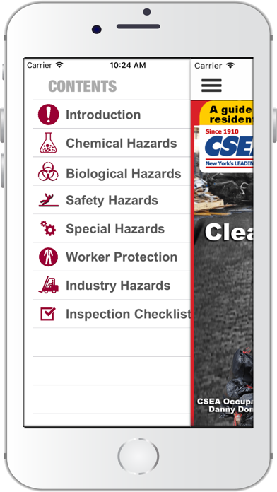 点击获取CSEA Clean-Up Safety