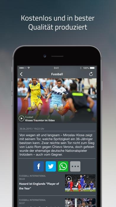 Sport 1 App