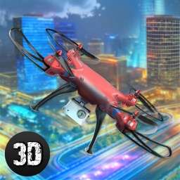 Criminal City RC Drone Simulator 3D Full