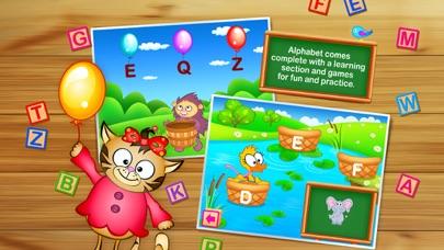 Screenshot of Impara l'Alfabeto,Numeri,Suoni -123 Kids Fun GAMES1