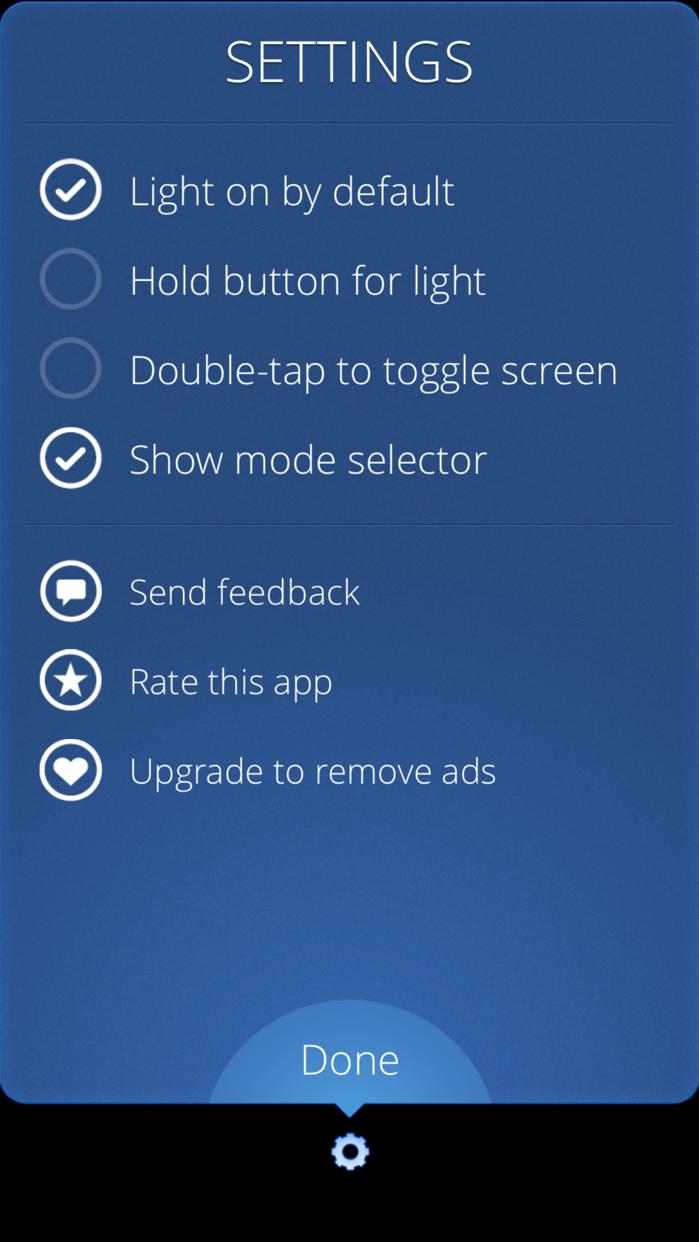 Light - LED Flashlight Screenshot