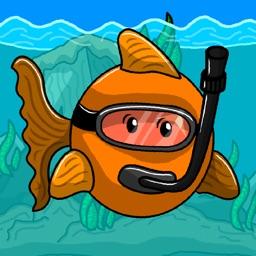 Just Keep Swimming - Underwater Adventure