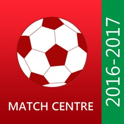 Italian Football Serie A 2016-2017 - Match Centre