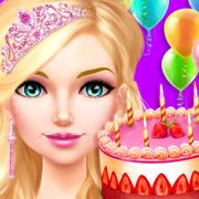 Princess Birthday Makeover