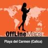 Playa del Carmen (Calica) Оффлайн