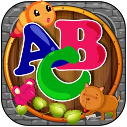 ABC Alphabet Dotted : Education game for Kids
