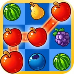 Fresh Fruit Connection - Free Match 3 Game Edition