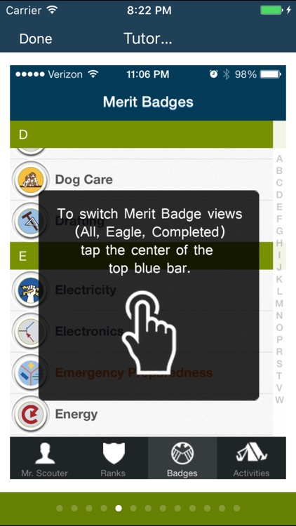 The Scout App for boys in Boy Scouts of America screenshot-3