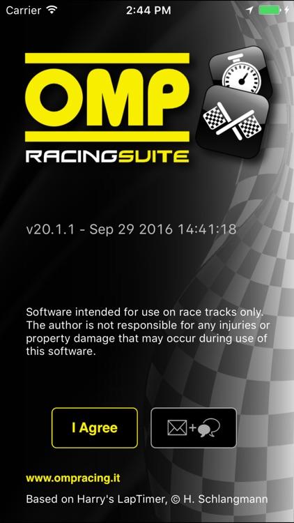 OMP Racing Suite screenshot-4