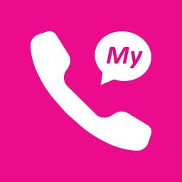My Smart international call
