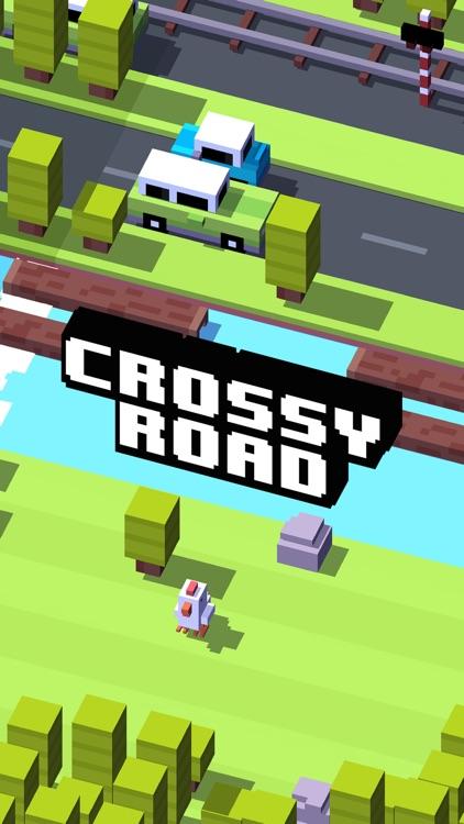 Crossy Road - Endless Arcade Hopper screenshot-0