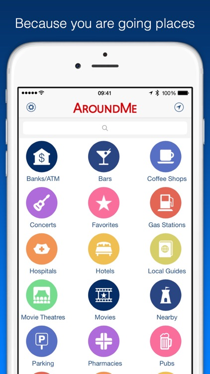 AroundMe screenshot-1