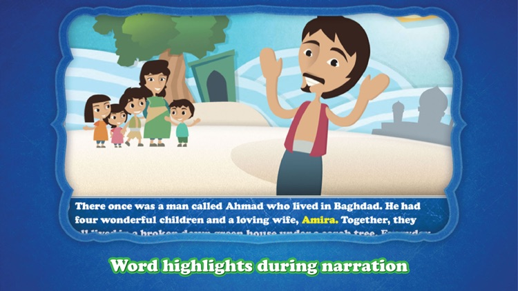 The DREAM, Kids Story Book & Learning To Read Time screenshot-4