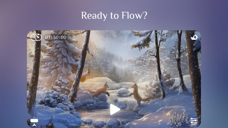 Flowing ~ Meditation & Mindfulness screenshot-4
