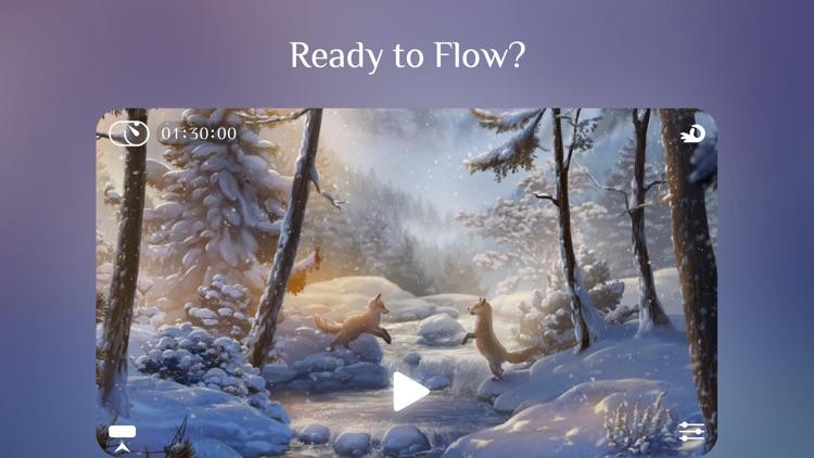 Flowing ~ Meditation in Nature screenshot-4