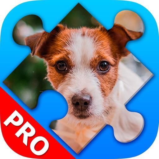 Puppy Jigsaw Puzzles. Premium