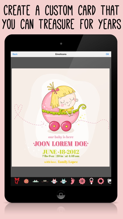 baby arrival announcement shower cards by bhaumik harshadray mehta