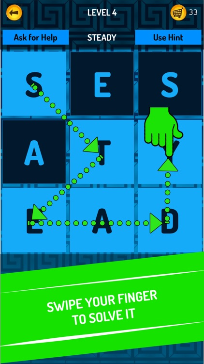 Wonder Words -  Word Search screenshot-3