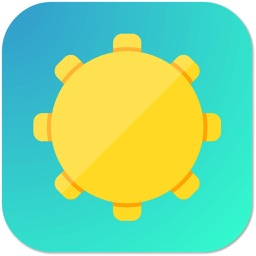 SunClock - Weather clock
