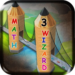 Math Wizard Grade 3 for iPad