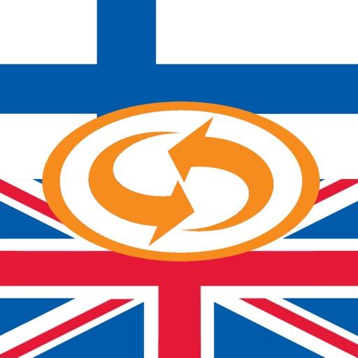 Suomi - englanti - suomi sanakirja