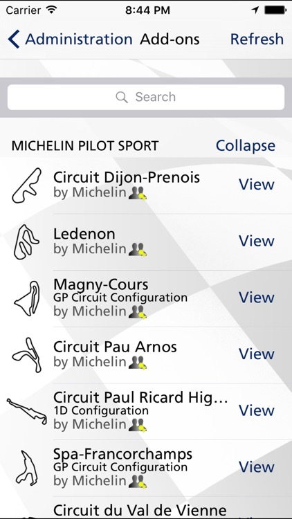MICHELIN Lap Timer screenshot-3
