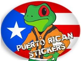 Puerto Rican Stickers