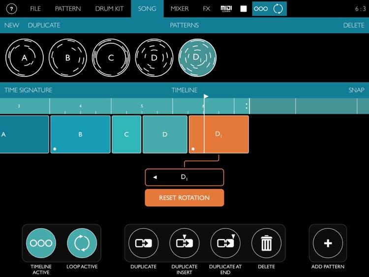 Patterning : Drum Machine screenshot-4