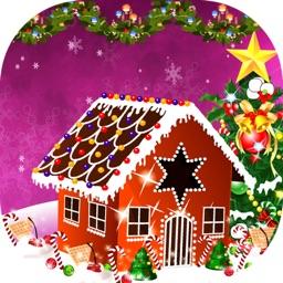 Christmas Gingerbread Decor