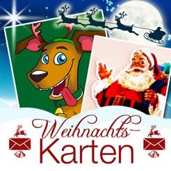 Weihnachtsgrüße Verschicken Mit Email.Weihnachtskarten Weihnachtsgrüße Verschicken Im App Store