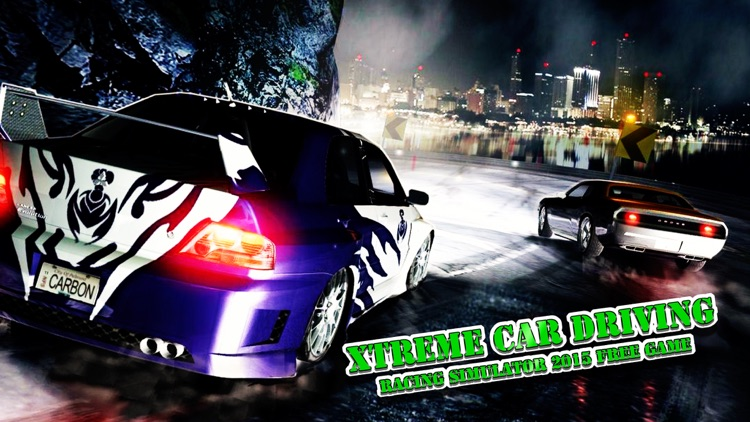 Xtreme Car Driving Racing Simulator 2015 FREE Game