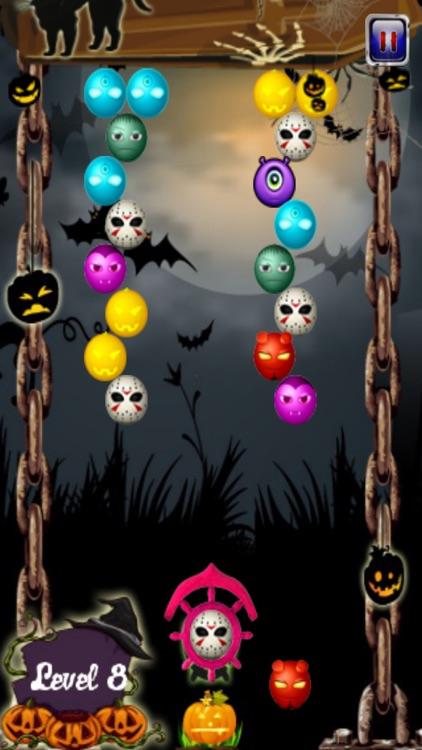 Bubble Shooter Halloween screenshot-3
