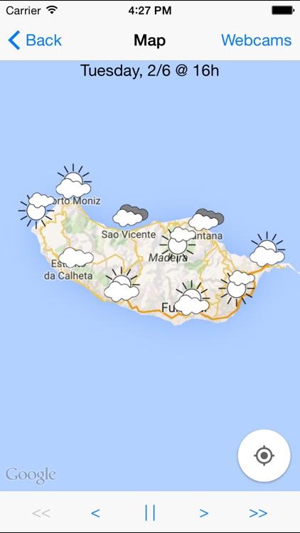 Madeira Weather