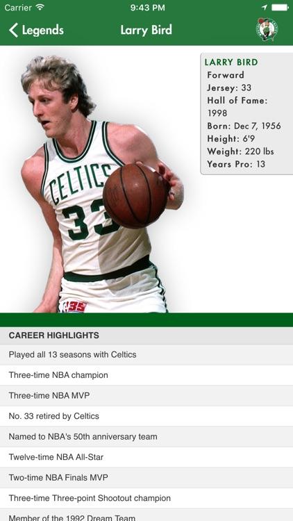 Boston Celtics screenshot-3